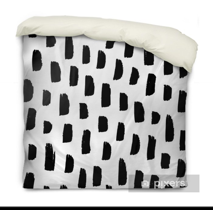Abstract pattern. Duvet Cover - Graphic Resources