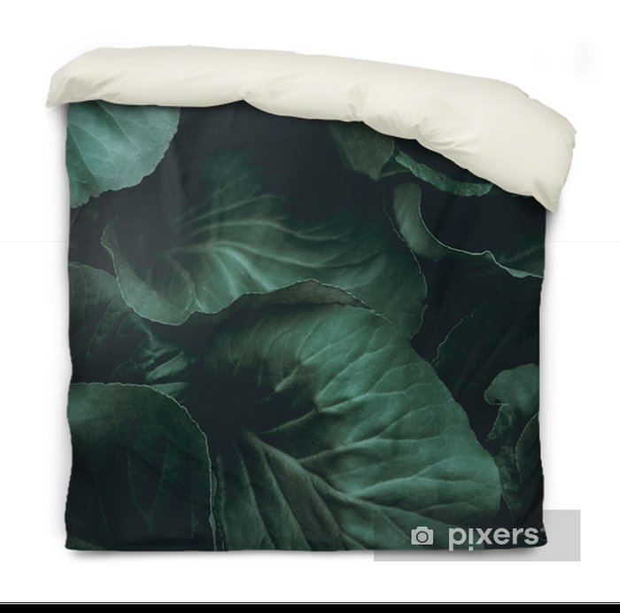Plant background Duvet Cover - Graphic Resources