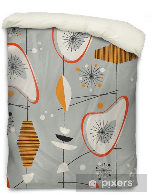 Seamless vintage pattern - Vector. Duvet Cover - Shops