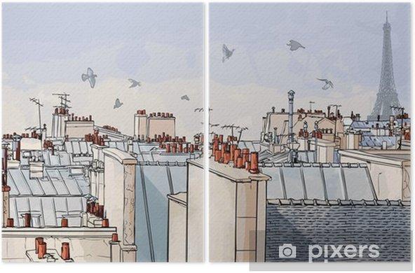 Dyptyk Paris france - dachy -