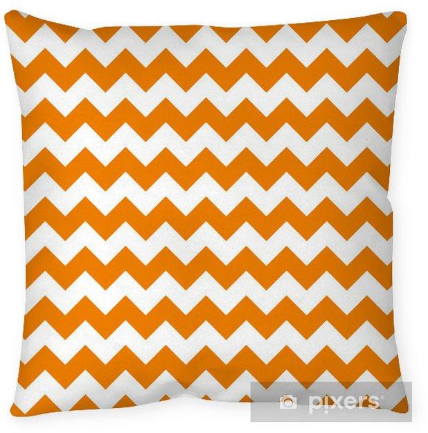Federa per cuscino Zig zag chevron pattern di sfondo vintage illustrazione vettoriale - Celebrazioni