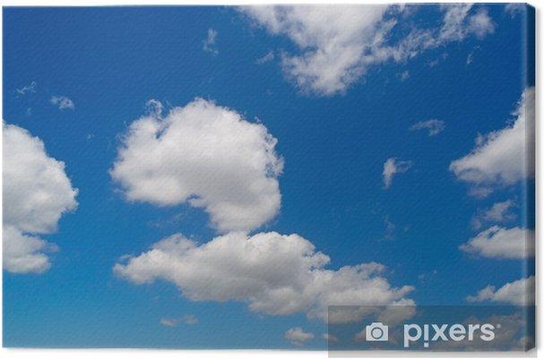 Hvidt loft Fotolærred - Himlen