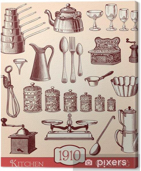 Ustensiles de cuisine Fotolærred -