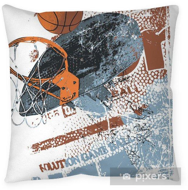 Funda de almohada Baloncesto - Baloncesto