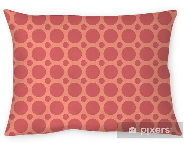 Funda de almohada Vector Vintage diferentes patrones sin fisuras (mosaico) - Temas