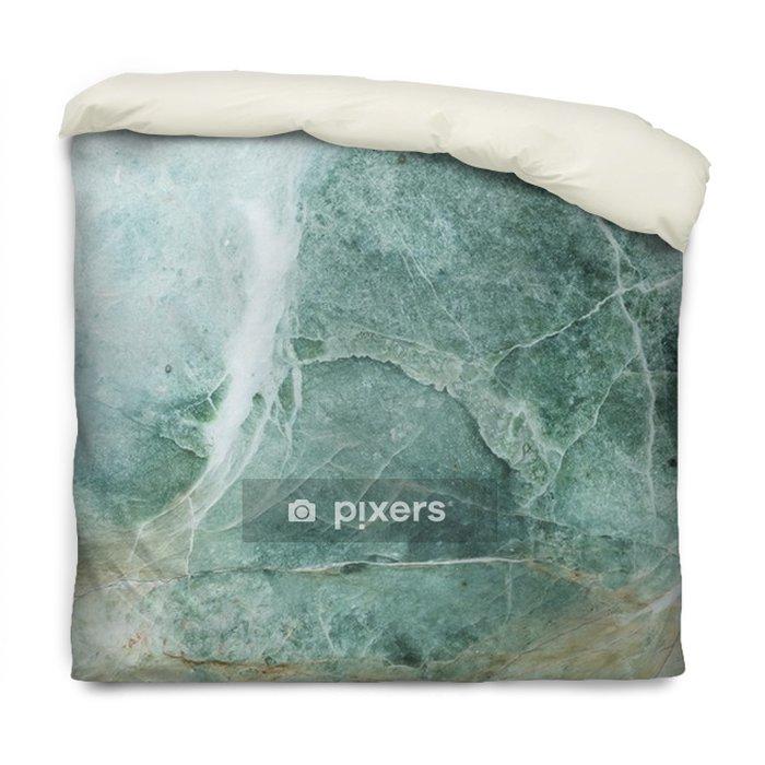 Funda de edredón Superficie de primer plano de la gran roca de mármol para la decoración en el fondo de la textura del jardín - Recursos gráficos