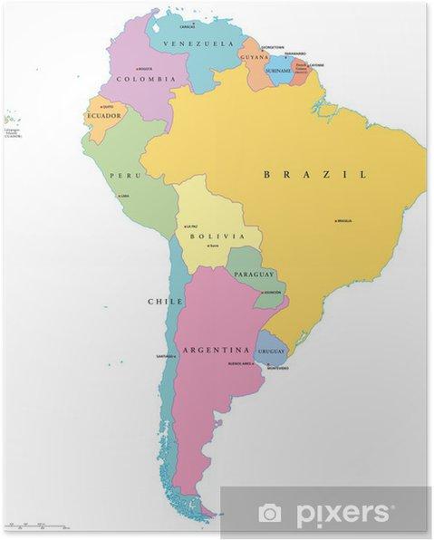 Etelä-Amerikan Valtiot