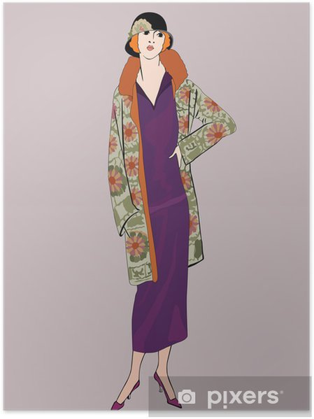 20 luvun mekko