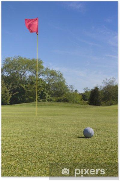 Golf Juliste - Golf