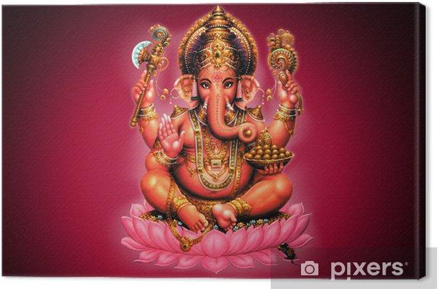 Ganesh Kangaskuva - Uskonto