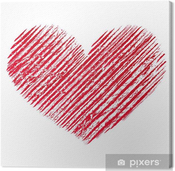 Sydän Piirretty