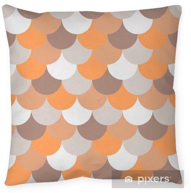 Kussensloop Abstracte naadloze geometrische patroon - Graphic Resources
