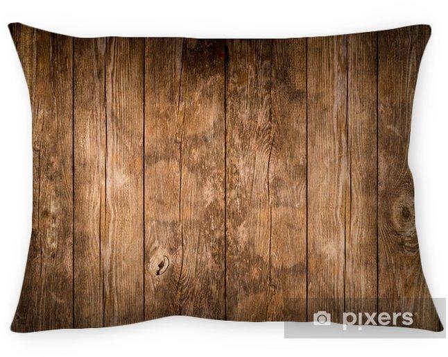 Kussensloop Rustieke houten planken achtergrond - Grafische Bronnen