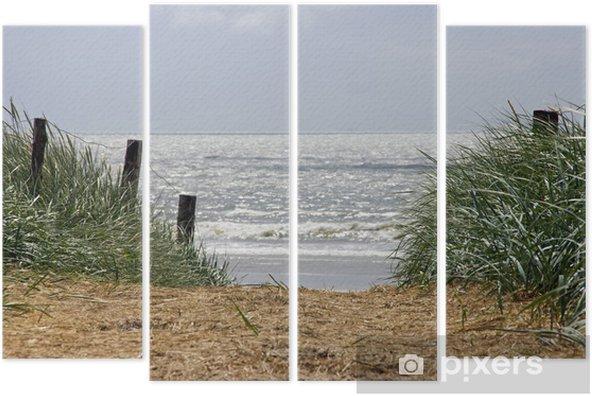 Kwadryptyk North Sea beach - Wakacje