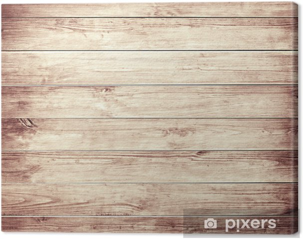 Leinwandbild Alte braune Holzbohlen Textur. - Texturen