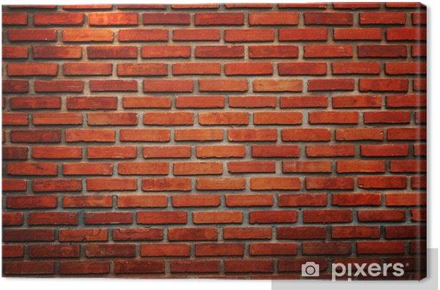 Leinwandbild Alte Mauer Textur Hintergrund - Hintergründe