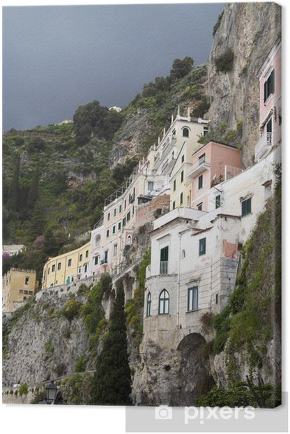 Leinwandbild Amalfi, Italien - Europa