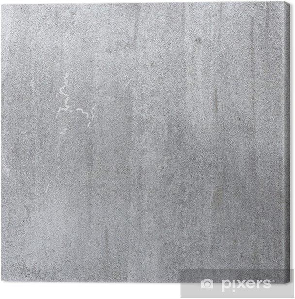Leinwandbild Betonwand Textur schmutzigen grobe Grunge Hintergrund - Schwerindustrie