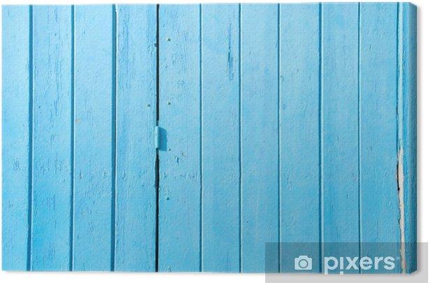 Leinwandbild Blau-Boards - Themen