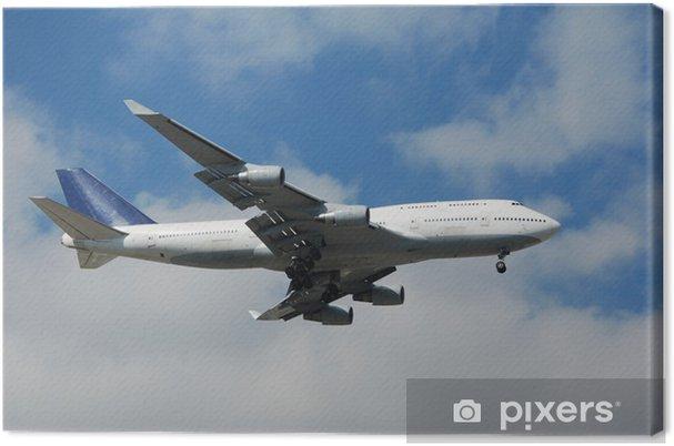 Leinwandbild Boeing 747 Jumbo-Jet - Amerika
