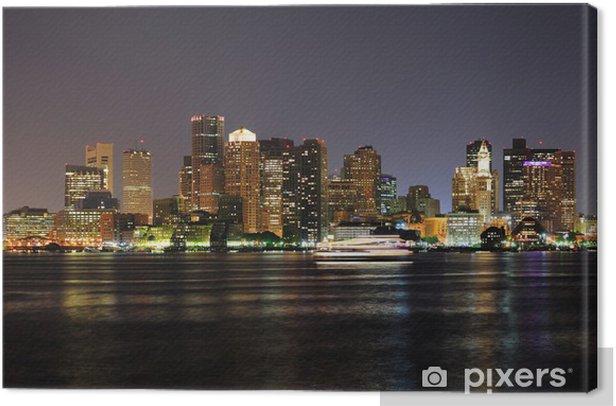Leinwandbild Boston - Skyline - Sonstige