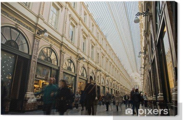 Leinwandbild Brüssel - Europa