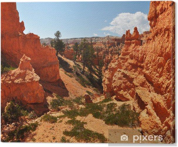 Leinwandbild Bryce canyon - Amerika