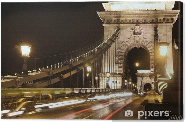 Leinwandbild Budapest, Ungarn - Europa