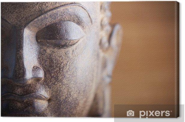 Leinwandbild Buddha-Statue - Themen