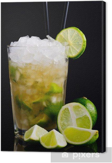 Leinwandbild Caipirinha - Alkohol
