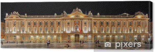 Leinwandbild Capitole Toulouse - Leistung und Erfolg