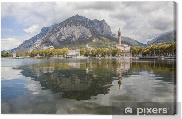 Leinwandbild CIITA von Lecco - Urlaub