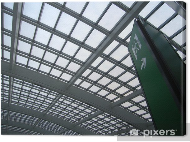 Leinwandbild Das Bild von Peking, Asien -