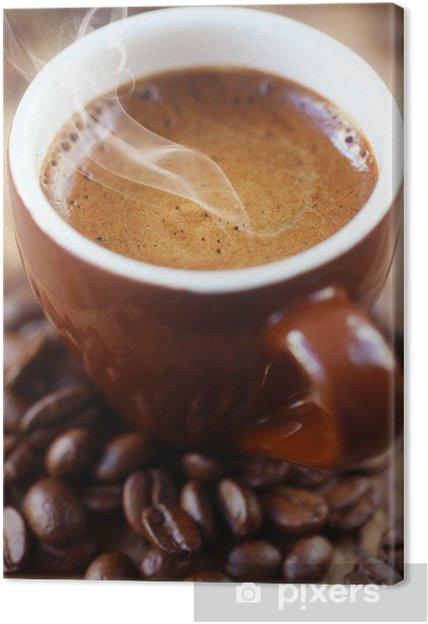 Leinwandbild Espresso - Themen