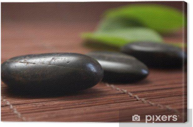 Leinwandbild Feng Shui Szene - Andere Objekte