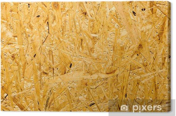 Leinwandbild Gedrückt Holzplatte nahtlose Hintergrund - Hintergründe