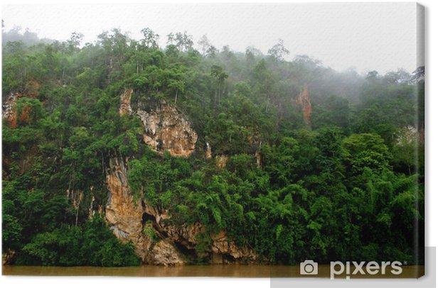 Leinwandbild Jungle 1 - Themen