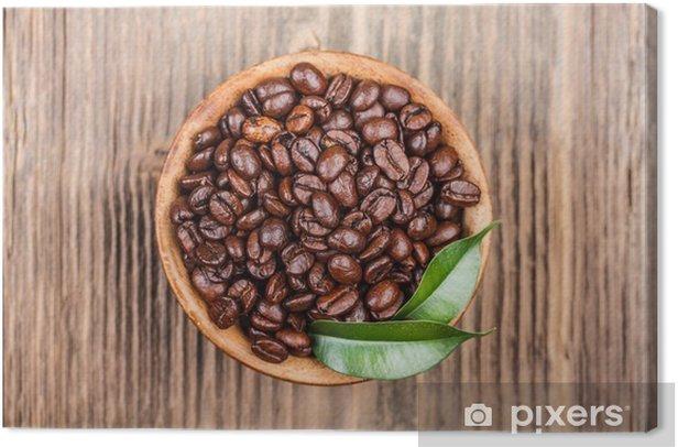 Leinwandbild Kaffee - Heißgetränke