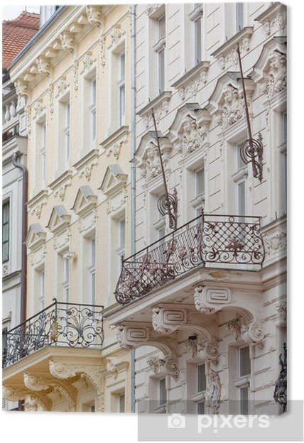 Leinwandbild Karlovy Vary (Karlsbad), Tschechische Republik - Europa