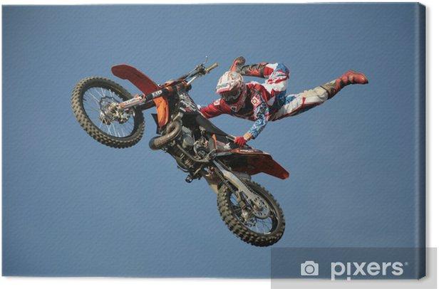 Leinwandbild Knack Knack Luft - Extremsport