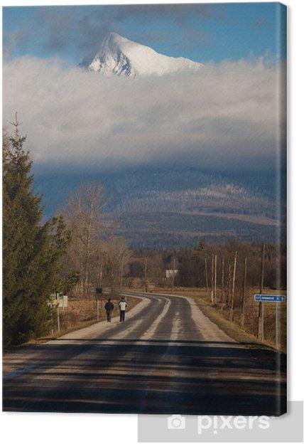 Leinwandbild Krivan - Europa