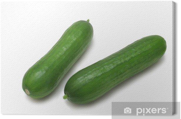 Leinwandbild Lebanese Cucumber - Themen
