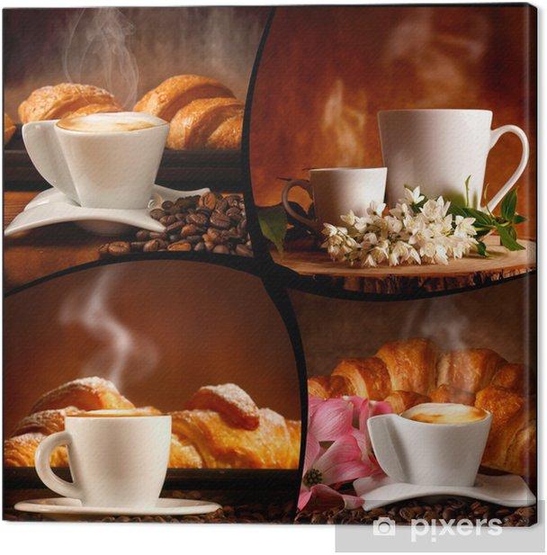 Leinwandbild Mix caffè - Heißgetränke