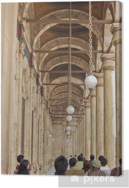 Leinwandbild Muhamed Ali Moschee in Saladin-Zitadelle, Ägypten - Afrika