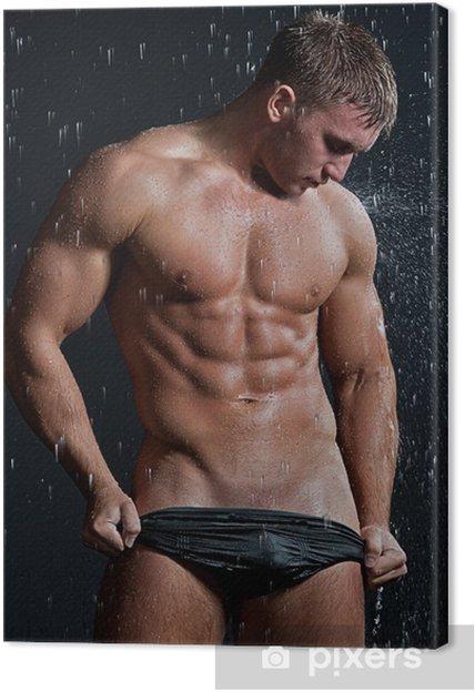 junge nackt bild