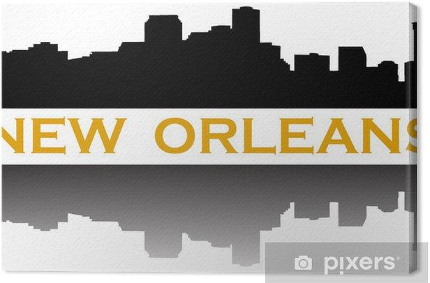 Leinwandbild New Orleans - Amerika