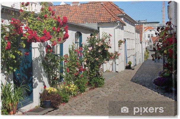 Leinwandbild Norwegen Stavanger - Europa