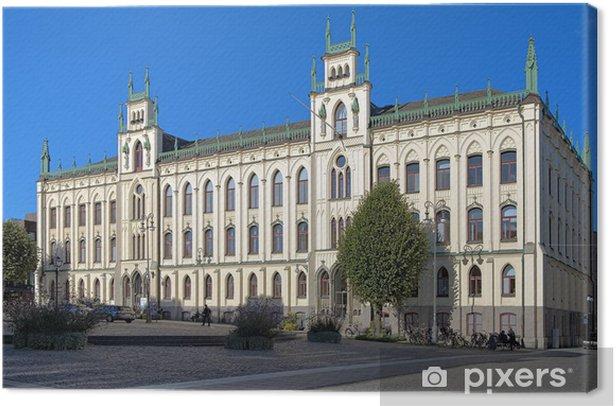 Leinwandbild Örebro Rathaus, Schweden - Europa