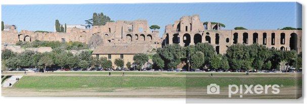 Leinwandbild Palatin, Rom - Themen
