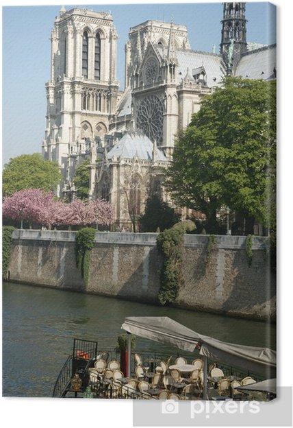 Leinwandbild Paris Monument Eglise 12 - Europäische Städte